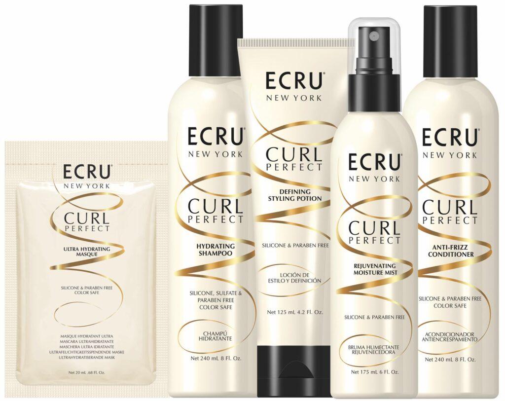 Alle producten van de Ecru New York Curl Perfect Lijn van Ecru